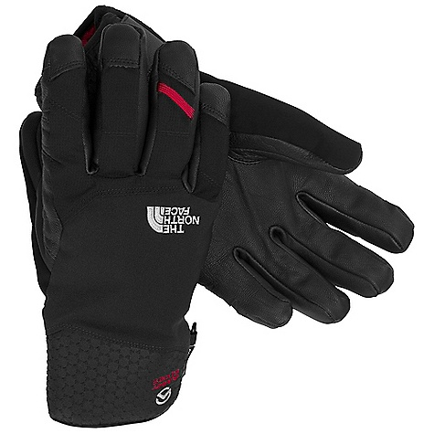 Free Shipping. The North Face Patrol Glove DECENT FEATURES of The North Face Patrol Glove 5 Dimensional Fit Waterproof and highly breathable Flash Dry insert Articulated, molded fit Neoprene cuff with cinch for warmth and security Needled palm insulation for maximum dexterity Imported The SPECS Shell: Stretch nylon 2L (DWR) Lining: Flash Dry (150 g) Palm: Water-resistant leather Palm Insulation: 100 g Prima Loft One (needled) Back of Hand Insulation: 200 g Prima Loft One This product can only be shipped within the United States. Please don't hate us. - $139.95