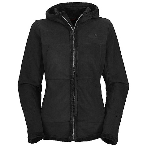 Free Shipping. The North Face Women's Morningside Hoodie DECENT FEATURES of The North Face Women's Morningside Hoodie Super soft, cozy, insulating fleece Ergonomic seaming Secure-zip pockets Hem cinch-cord The SPECS Average Weight: 21.16 oz / 600 g Center Back Length: 24.75in. 373 g/m2 100% polyester plush fleece with Silken fleece backer This product can only be shipped within the United States. Please don't hate us. - $109.95