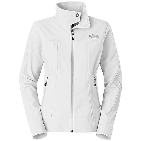 Free Shipping. The North Face Women's Calentito Jacket DECENT FEATURES of The North Face Women's Calentito Jacket TNF Apex Universal fabric wind permeability rated at 5-10 CFM Lightweight brushed tricot backer Two hand pockets Metal ring snap collar closure Imported The SPECS Average Weight: 15 oz / 420 g Center Back Length: 24.5in. 50D 225 g/m2 (6.63 oz/yd2) 95% polyester, 5% elastane TNF Apex Universal This product can only be shipped within the United States. Please don't hate us. - $98.95