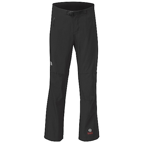 Free Shipping. The North Face Men's Satellite Pant DECENT FEATURES of The North Face Men's Satellite Pant Stretch woven nylon fabric breathes well, reduces bulk and resists abrasion Super-low-profile waist construction Anatomical lumbar fit is harness and pack-belt friendly Dual zippered hand pockets The SPECS Average Weight: 1 lb 1 oz / 475 g Inseam: regular 196 g/m2 TNF Apex Aerobic-91% nylon, 9% elastane double weave with DWR This product can only be shipped within the United States. Please don't hate us. - $129.95