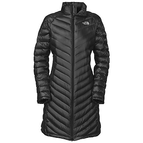Free Shipping. The North Face Women's Gramercy Jacket DECENT FEATURES of The North Face Women's Gramercy Jacket Exposed center front zip closure with internal draft flap Curved chevron quilting Zippered hand warmer pockets Internal security pocket Embroidered logo at left chest and back right shoulder The SPECS Average Weight: 32.1 oz / 910 g Center Back Length: 38in. Body: 20D 39 g/m2 100% nylon taffeta with DWR Insulation: 700 fill down This product can only be shipped within the United States. Please don't hate us. - $298.95