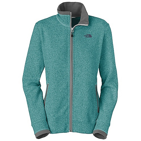 Free Shipping. The North Face Women's Crescent LT Full Zip Jacket DECENT FEATURES of The North Face Women's Crescent LT Full Zip Jacket Lightweight sweater-knit fleece Rib-knit at collar and cuffs for comfort Two hand pockets Binding at center front zip and hand pockets The SPECS Average Weight: 15 oz / 430 g Center Back Length: 25in. 600D 270 g/m2 (9.52 oz/yd2) 100% polyester sweater-knit fleece This product can only be shipped within the United States. Please don't hate us. - $74.95