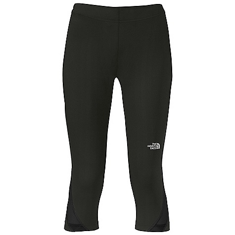 Free Shipping. The North Face Women's GTD Capri Tight DECENT FEATURES of The North Face Women's GTD Capri Tight Breathable mesh panels Body-mapped ventilation Rear zip pocket Back zipper pocket Sanitized Silver at gusset Reflective tape and logos Flight Series collection Imported The SPECS Average Weight: 5.64 oz Inseam: 17in. Shell: 288 g/m2 (8.5 oz/yd2) 88% polyester, 12% elastane jersey-wicking Panel: 140 g/m2 92% polyester, 10% elastane mesh This product can only be shipped within the United States. Please don't hate us. - $59.95