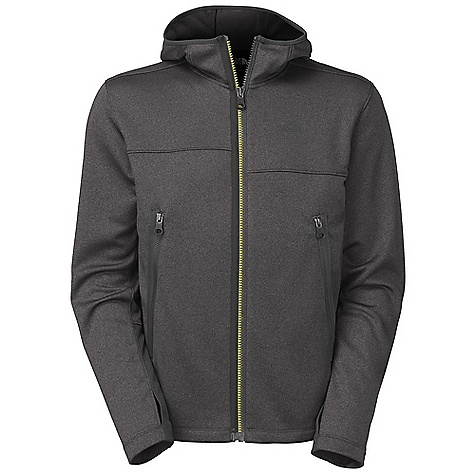 Free Shipping. The North Face Men's Canyonlands Full Zip Fleece Jacket DECENT FEATURES of The North Face Men's Canyonlands Full Zip Fleece Jacket Stretch hard-face heathered fleece with brushed back for comfort Full-face protective hood Exposed tri-color Vislon zip in front Alpine hand pockets Stretch at cuffs for ease of forearm adjustment Thumb loops Underarm and side gussets The SPECS Average Weight: 18 oz / 500 g Center Back Length: 27in. 243 g/m2 (8.57 oz/yd2) 100% polyester pique fleece This product can only be shipped within the United States. Please don't hate us. - $98.95