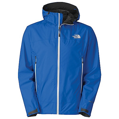 Free Shipping. The North Face Men's Blue Ridge Paclite Jacket DECENT FEATURES of The North Face Women's Blue Ridge Paclite Jacket Waterproof, breathable, seam sealed Attached, fully adjustable hood with low-profile drawcord Polyurethane (PU) center front zip Two polyurethane (PU) venting secure-zip hand pockets Molded non-abrasive cuff tabs Hem cinch-cord Imported The SPECS Average Weight: 11 oz / 300 g Center Back Length: 27in. 40D 90 g/m2 (3.17 oz/yd2) 100% polyester Gore-Tex 2L Paclite This product can only be shipped within the United States. Please don't hate us. - $229.95