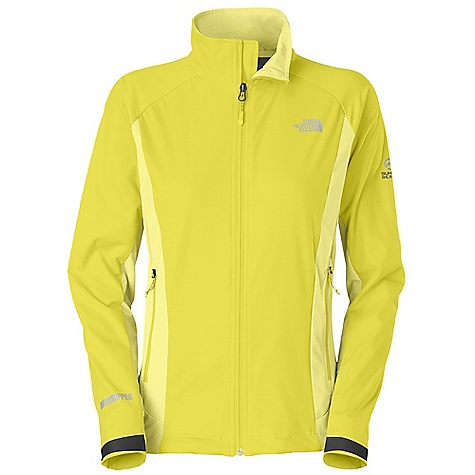 Ski Free Shipping. The North Face Women's Alpine Project Hybrid Jacket DECENT FEATURES of The North Face Women's Alpine Project Hybrid Jacket Exclusive Gore Wind Stopper SCUBA is windproof and weather resistant and has a wide comfort range Stretch woven side panels breathe well and reduce bulk Harness-and pack-friendly alpine hand warmer pockets Hidden hem cinch-cord at center front zip No-rise hem is slightly longer in the back Summit Series collection is harness and pack-compatible Imported The SPECS Average Weight: 11.8 oz / 335 g Center Back Length: 25.5in. 30D 160 g/m2 Gore Wind Stopper 3L-53% nylon jersey, 47% polyester mesh, 196 g/m2 TNF Apex Aerobic-91% nylon, 9% elastane double weave This product can only be shipped within the United States. Please don't hate us. - $169.95