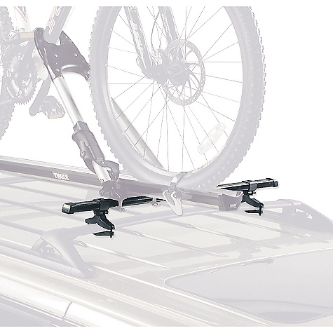 Fitness On Sale. Free Shipping. Thule Ride-on Adapter DECENT FEATURES of the Thule Ride-on Adapter Universal mounting hardware securely attaches directly to most factory racks OVERSIZE ITEM: We cannot ship this product by any expedited shipping method (3-Day, 2-Day or Next Day). Even if you pick that option, it will still go Ground Shipping. Sorry for being so mean. This product can only be shipped within the United States. Please don't hate us. - $49.46