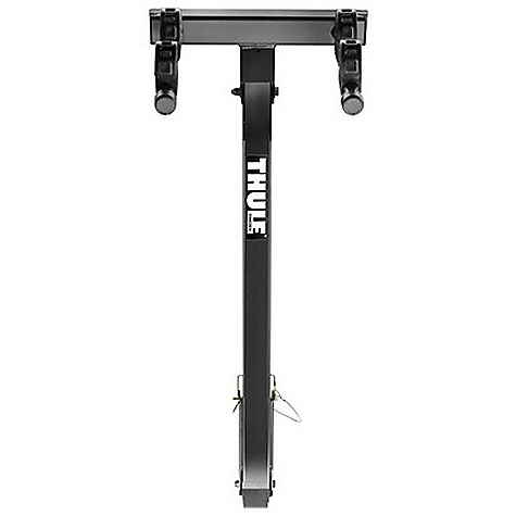 Fitness Free Shipping. Thule Parkway 2 Rear Mount FEATURES of the Thule Parkway 2 Rear Mount Soft rubber cradles protect bike frame while holding it securely Tilts away from vehicle for trunk, hatch or tailgate access High-strength steel construction 6 Feet. Braided Steel Cable Lock (#538XT, sold separately) secures bikes to the carrier Snug-Tite receiver lock (#STL2, sold separately) virtually eliminates hitch rack movement in receiver and locks the hitch rack to the vehicle Available models #958 - carries up to 2 bikes (fits 2in. receivers only) #956 - carries up to 4 bikes (fits 2in. receivers only) - $199.95