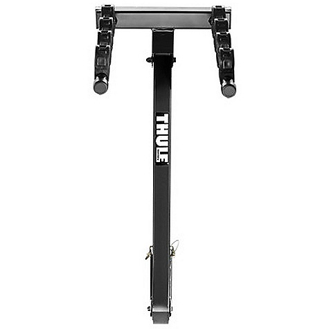 Fitness Free Shipping. Thule Parkway 4 Rear Mount FEATURES of the Thule Parkway 4 Rear Mount Soft rubber cradles protect bike frame while holding it securely Tilts away from vehicle for trunk, hatch or tailgate access High-strength steel construction 6 Feet. Braided Steel Cable Lock (#538XT, sold separately) secures bikes to the carrier Snug-Tite receiver lock (#STL2, sold separately) virtually eliminates hitch rack movement in receiver and locks the hitch rack to the vehicle Available models #957 - carries up to 4 bikes (fits 11/4in. receivers only) #956 - carries up to 4 bikes (fits 2in. receivers only) - $219.95