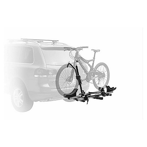 Fitness On Sale. Free Shipping. Thule T2 Bike Carrier DECENT FEATURES of the Thule T2 Bike Carrier Secure Hook with integrated cable lock secures the bike without making frame contact Hitch Switch lever folds and stores platform when not in use or tilts down for rear of vehicle access Reinforced tray provides maximum strength and rust-free protection Adjustable wheel strap quickly secures back wheel to tray Fits 20in. to 29in. wheel diameter bicycles with up to 3in. wide tires Accommodates bicycles with disc brakes, thru-axles and other nontraditional frame designs Integrated locking cable wraps around bike frame to lock bikes to the hitch rack (2 One-Key lock cylinders included) Snug-Tite receiver lock virtually eliminates hitch rack movement in receiver and locks the hitch rack to the vehicle Carries up to 2 bikes: #916XTR - fits 2in. receivers only, #917XTR - fits 1 1/4in. receivers only Can carry up to 4 bikes with optional T2 2 Bike Add-On (#918XTR, sold separately and used in conjunction with 916XTR only) OVERSIZE ITEM: We cannot ship this product by any expedited shipping method (3-Day, 2-Day or Next Day). Even if you pick that option, it will still go Ground Shipping. Sorry for being so mean. This product can only be shipped within the United States. Please don't hate us. - $395.96