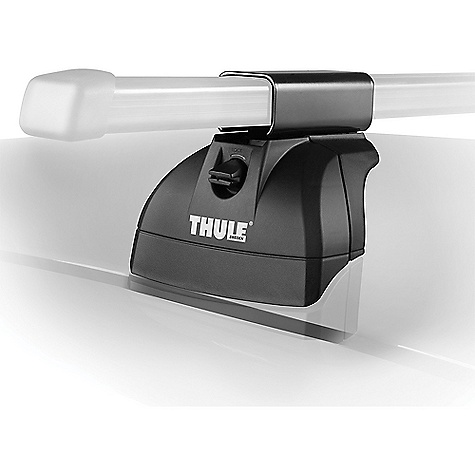 Entertainment Features of the Thule Podium Foot Half Pack Seamless factory rack appearance Durable resin exterior, steel internal components Requires vehicle specific Fit Kit and squAre load bars sold separately 460 - 4 feet per pack 4602 - 2 feet per pack - $159.95