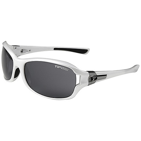 Entertainment Free Shipping. Tifosi Women's Dea Sunglasses DECENT FEATURES of the Tifosi Women's Dea Sunglasses Hydrophilic rubber ear and nose pads increase their grip the more you sweat - no slipping Vented lenses increase airflow to prevent fogging and help keep you cool TR-90 is an incredibly light and durable nylon material that resists chemical and UV damage Bag and case included The SPECS Weight: 29 g Fit: Small, Large - $59.95
