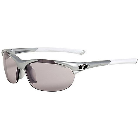 Entertainment The Tifosi Women's Wisp Sunglasses Are sport sunglasses with an extra small to small Fit. Finally, a frame that Fits the smaller shape of the active ladies that Are always on the go. Available in a variety of lenses, they'll help you see the ball, terrain, or road better along the way, while also protecting against UV rays and glAre. They're semi-rimless, allowing the weight to drop down to a mere 22 grams. Adjustable ear pieces and cushion at the nose pads, and they won't fall off due to sweat. Features of the Tifosi Women's Wisp Sunglasses Fully adjustable ear pads allow a custom Fit Increasing comfort and Performance Hydrophilic rubber ear and nose pads increase their grip the more you sweat - no slipping TR-90 is an incredibly light and durable nylon material that resists chemical and UV damage - $69.95