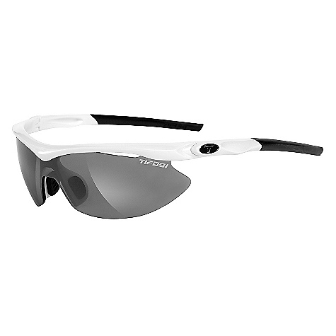 Entertainment Features of the Tifosi Women's Slip Sunglasses Hydrophilic rubber nose pad Adjustable temple Ventilation for increased air flow and anti-fog Includes 3 interchangeable lenses - $69.95