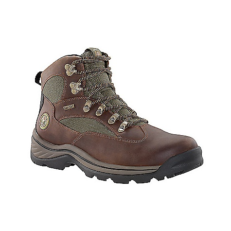 Camp and Hike Free Shipping. Timberland Men's Chocorua Mid w-Gore-Tex Membrane Boot DECENT FEATURES of the Timberland Men's Chocorua Mid w/Gore-Tex Membrane Boot Waterproof/breathable Gore-Tex membrane keeps feet dry and comfortable for protection in any weather Removable dual-density EVA footbed, padded collar and gusseted tongue for comfort Removable contoured sockliner for additional underfoot comfort B.S.F.P. motion efficiency system with active rubber lug outsole for superior traction - $129.95