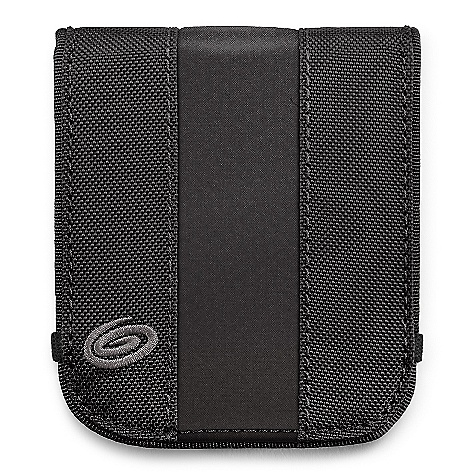 Entertainment On Sale. Timbuk2 Bifold Wallet DECENT FEATURES of the Timbuk2 Bifold Wallet Slim profile fits easily in pockets and purses Special slots for cards and cash Refined weave 840 ballistic nylon The SPECS Weight: 2 oz / 0.07 kg Height: 9.5 cm Width: Top: 10.5 cm, Bottom: 10.5 cm Depth: 1 cm - $14.99
