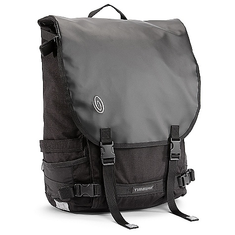 Free Shipping. Timbuk2 Especial Cuarto DECENT FEATURES of the Timbuk2 Especial Cuarto Back bender flexible cooling panel Comfort backpack straps Secondary buckle attachment point allowing you to over stuff this bag and seriously expand your load Swing around back access document pocket-get in and out without having to take the bag off your back Highly water resistant design including a zipper cover U lock holster which can double as a water bottle pocket Made to customize to your load-compress for small objects and expand for large boxes and/or the kitchen sink Air jet textured ripstop nylon 6.6 for high abrasion resistance and exceptional strength to weight ratio The SPECS Weight: 4 lbs 4 oz / 1.94 kg Height: 50 cm Width: Top: 38 cm, Bottom: 37 cm Depth: Closed: 18.5 cm, Expanded: 28 cm Volume: Closed: 36 cm, Expanded: 50 liters - $229.00