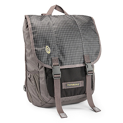 On Sale. Free Shipping. Timbuk2 Swig Pack DECENT FEATURES of the Timbuk2 Swig Pack Fine weave ballistic with the Timbuk2 color and durability you would expect. Padded, low profile internal laptop compartment for full protection without the bulk Timbuk2's trademarked Swing Around Access; grab your laptop without taking off your pack. Custom-fit strap design for a truer, more comfortable fit. On-strap bottle opener for party tricks and quick refreshment Accessory loops on straps for attaching gadgets and gizmos Ventilated back panel to give your back breathing room Two large internal compartments and an organization panel, with Napoleon access - for keeping your sh*t together - from the inside or out Waterproof TPU center panel External U-lock pocket doubles as a water bottle holder The SPECS Width: 12.6 in / 32.0 cm Height: 17.9 in / 45.5 cm Depth: 5.1 in / 13.0 cm WeightL 1.9 lb / 0.9 kg Volume: 1,220 cu in / 20.0 l - $63.99
