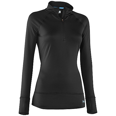 Fitness Free Shipping. Under Armour Women's UA Base 2.0 1-4 Zip DECENT FEATURES of the Under Armour Women's UA Base 2.0 1/4 Zip Flatlock stitching Ergonomic seam placement Raglan construction 1/4 Zip offers on demand ventilation Updated fabric The SPECS Weight: 4.9 oz Fabric: 93% Polyester/7% Elastane - $59.95