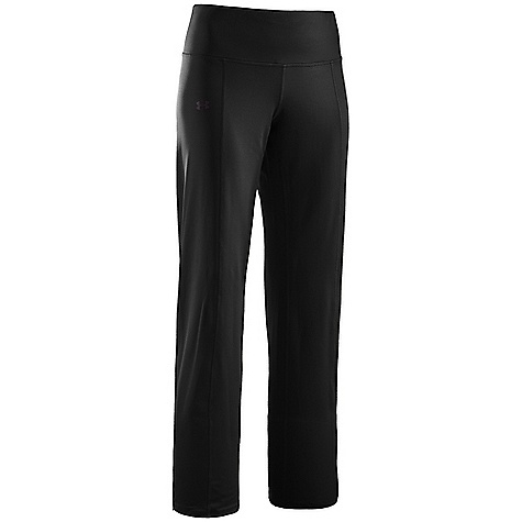 Fitness Free Shipping. Under Armour Women's UA Evo CG Pant DECENT FEATURES of the Under Armour Women's UA Evo CG Pant Ua Evo coldgear fabric transports moisture to keep you dry and traps heat to keep you warm Ultra-Brushed interior traps more warmth Flatlock stitching Hidden Key Pocket On Waistband Warmth without the squeeze The SPECS Weight: 7.09 oz Fabric: 89% Polyester/11% Elastane - $59.95