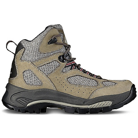 Camp and Hike On Sale. Free Shipping. Vasque Women's Breeze Boot DECENT FEATURES of the Vasque Women's Breeze Boot Gore-Tex with Extended Comfort Technology Weight: Women's 7: 2 lbs 5 oz / 1049 g Last: Arc Tempo Upper: 2.0mm Nubuck Leather, Airmesh Footbed: Dual Density EVA Midsole: Molded EVA, TPU Plate Outsole: Vasque Exclusive Vibram Contact - $109.99
