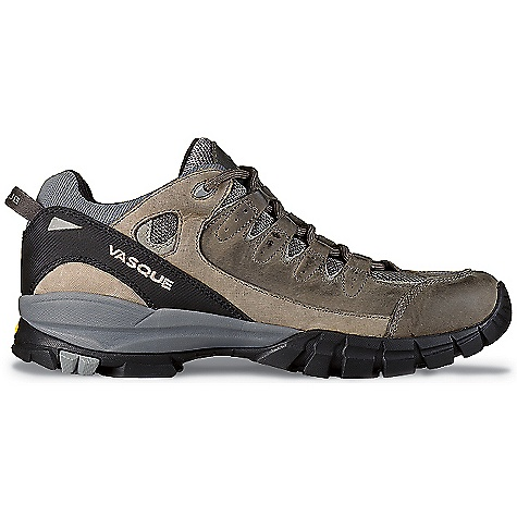 Camp and Hike Free Shipping. Vasque Men's Mantra Shoe DECENT FEATURES of the Vasque Men's Mantra Shoe Weight: Men's 9: 1 lb 13 oz / 822 g Last: Perpetuum Upper: 1.8mm Nubuck, PU Coated Leather, Airmesh Footbed: Dual Density EVA Midsole: Molded EVA Outsole: Vibram Ananasi - $109.95