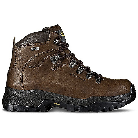 Camp and Hike Free Shipping. Vasque Men's Summit GTX Boot DECENT FEATURES of the Vasque Men's Summit GTX Boot Last: Summit Upper: 2.6mm Full Grain Waterproof Leather Footbed: Dual Density EVA Midsole: Dual Density PU Outsole: Vasque Exclusive Vibram Summit Gore-Tex, USA-made Waterproof Leather Weight: Size: 9: 3 lbs 14 oz / 1752 g - $214.95