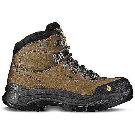 Camp and Hike Free Shipping. Vasque Women's Wasatch GTX Boot DECENT FEATURES of the Vasque Women's Wasatch GTX Boot Last: Summit Upper: 2.4mm Waterproof Nubuck, Molded Rubber Toe Bumper Footbed: Dual Density EVA Midsole: Molded PU Outsole: Vasque Exclusive Vibram Contact Gore-Tex Weight: Size: 7: 2 lbs 12 oz / 1247 g - $184.95