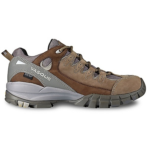 Camp and Hike Free Shipping. Vasque Women's Mantra XCR Shoe DECENT FEATURES of the Vasque Women's Mantra GTX Shoe Weight: Women's Size 7: 1 lb 12 oz / 800 g Last: Perpetuum Upper: 1.6mm Nubuck, PU Coated Leather, Airmesh Nylon Footbed: Dual Density EVA Midsole: Molded EVA Outsole: Vibram Ananasi Gore-Tex w/Extended Comfort Technology - $130.00