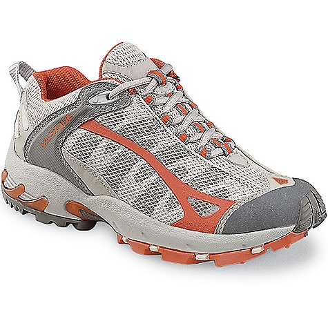 On Sale. Free Shipping. Vasque Women's Velocity VST Shoe (Fall 2010) SPECIFICATIONS of the Women's Velocity VST Shoe by Vasque Weight: 11.5 oz. / 325 g Last: Specific Arc Tempo Upper: Women's Synthetic Nubuck, TPU Weld, Airmesh Nylon Footbed: Dual Density EVA Midsole: Stability, Single Density Molded EVA with VST, TPU Forefoot Plate Outsole: Vasque Mako II VST Reflective Trim - $79.96