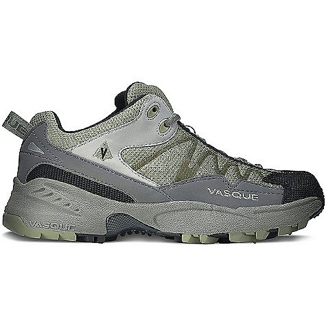 Free Shipping. Vasque Women's Velocity Shoe DECENT FEATURES of the Vasque Women's Velocity Shoe Gore-Tex with Extended Comfort Technology Weight: Women's 7: 12.1 oz / 343 g Last: Arc Tempo Upper: Synthetic Nubuck, TPU Weld, Airmesh Footbed: Dual Density EVA Midsole: Stability, Dual Density EVA Outsole: Vasque Mako - $110.00