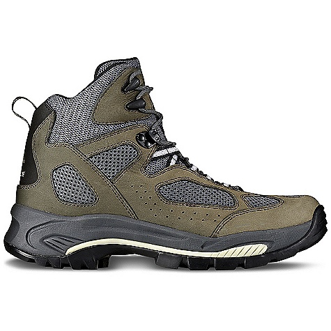 Camp and Hike On Sale. Free Shipping. Vasque Men's Breeze Boot DECENT FEATURES of the Vasque Men's Breeze Boot Gore-Tex with Extended Comfort Technology Weight: Men's 9: 2 lbs 8 oz / 1134 g Last: Arc Tempo Upper: 2.0mm Nubuck Leather, Airmesh Footbed: Dual Density EVA Midsole: Molded EVA, TPU Plate Outsole: Vasque Exclusive Vibram Contact - $103.96