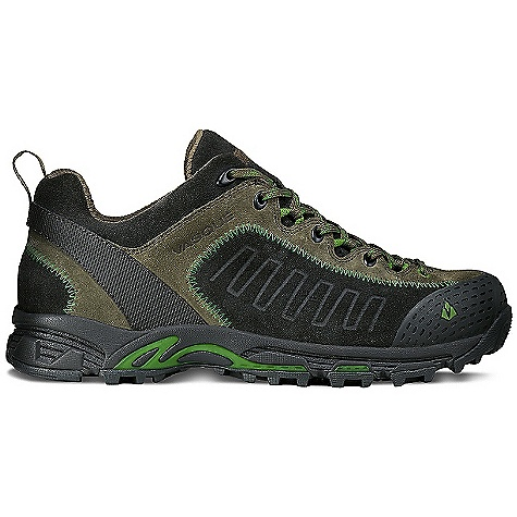 Camp and Hike Free Shipping. Vasque Men's Juxt WP Shoe DECENT FEATURES of the Vasque Men's Juxt UD Shoe Weight: Men's Size 9: 2 lbs 1 oz / 930 g Last: Arc Tempo Upper: 1.6mm Suede, PU Coated Leather, Molded Rubber Toe Cap Footbed: Dual Density EVA Midsole: Molded EVA and TPU Plate Outsole: Vasque OTG (Off the Grid), Slip-resistant Compound - $119.95