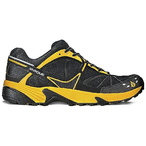 Free Shipping. Vasque Men's Mindbender Shoe DECENT FEATURES of the Vasque Men's Mindbender Shoe Reflective Trim 26mm heel, 14mm forefoot, 12mm drop Last: Perpetuum Upper: Synthetic Nubuck, TPU Weld, Airmesh Footbed: Dual Density EVA Midsole: Stability, Dual Density EVA, TPU Instep Plate, Textile Forefoot Plate Outsole: Vasque Blur Weight: Size: 9: 11.5 oz / 326 g - $109.95