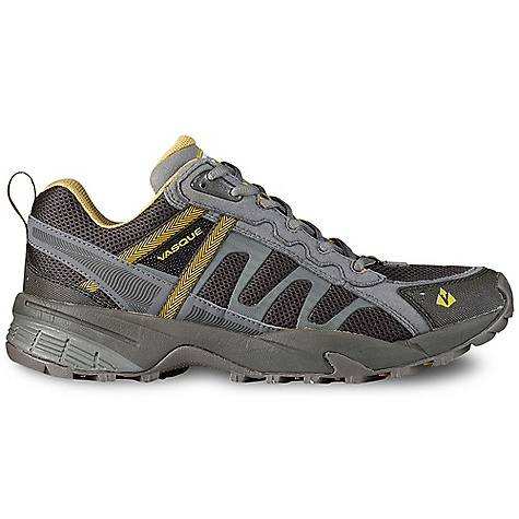 On Sale. Free Shipping. Vasque Men's Blur SL Shoe DECENT FEATURES of the Vasque Men's Blur SL Shoe Weight: Men's Size 9: 12.6 oz / 358 g Last: Perpetuum Upper: Synthetic Nubuck and Micro fiber, TPU Weld, Airmesh Nylon Footbed: Dual Density EVA Midsole: Neutral, Molded EVA with Soft Crashpad, Textile Forefoot Plate Outsole: Vasque Blur Reflective Trim - $79.96