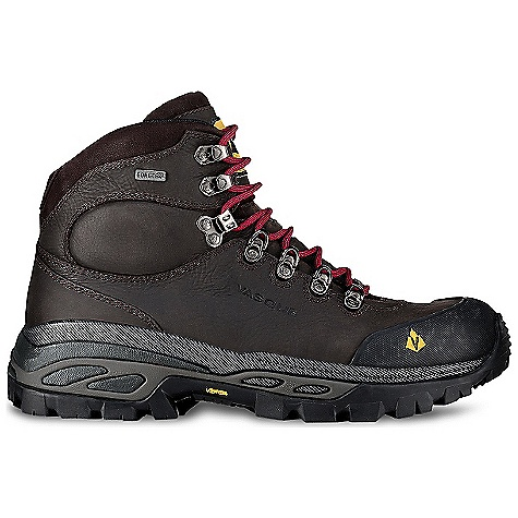 Camp and Hike Free Shipping. Vasque Women's Bitterroot GTX Boot DECENT FEATURES of the Vasque Women's Bitterroot GTX Boot Gore-Tex Last: Summit Upper: 2.4mm Waterproof Leather, Molded Rubber Toe Bumper Footbed: Dual Density EVA Midsole: Molded PU/EVA/TPU Outsole: Vasque Exclusive Vibram Summit Weight: Size: 7: 2 lbs 14 oz / 1304 g - $199.95