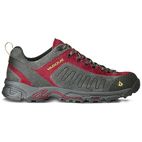 Camp and Hike Free Shipping. Vasque Men's Juxt Shoe DECENT FEATURES of the Vasque Men's Juxt Shoe Arc Tempo last technology creates an athletic fit that promotes quickness and agility over technical ground Weight: 1lb. 13 oz. Outsole: Vasque OTG (Off the Grid) Last: Arc Tempo Midsole: Molded EVA and TPU Plate - $100.00