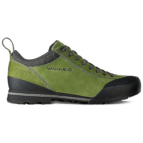 Camp and Hike Free Shipping. Vasque Men's Rift Hiking Shoe DECENT FEATURES of the Vasque Men's Rift Hiking Shoe Last: Equalizer Upper: 1.6mm Suede and Nubuck, Laser Cut Rubber Toe and Heel Cap Footbed: Dual Density EVA Midsole: Triple Density EVA Outsole: Vibram Spider with Idrogrip Compound Weight: Size: 9: 1 lb 11 oz / 771 g - $119.95