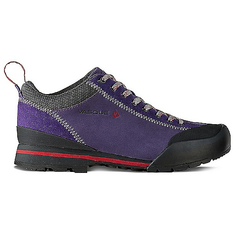 Camp and Hike Free Shipping. Vasque Women's Rift Hiking Shoe DECENT FEATURES of the Vasque Women's Rift Hiking Shoe Last: Equalizer Upper: 1.6mm Suede and Nubuck, Laser Cut Rubber Toe and Heel Cap Footbed: Dual Density EVA Midsole: Triple Density EVA Outsole: Vibram Spider with Idrogrip Compound Weight: Size: 7: 1 lb 6 oz / 630 g - $119.95
