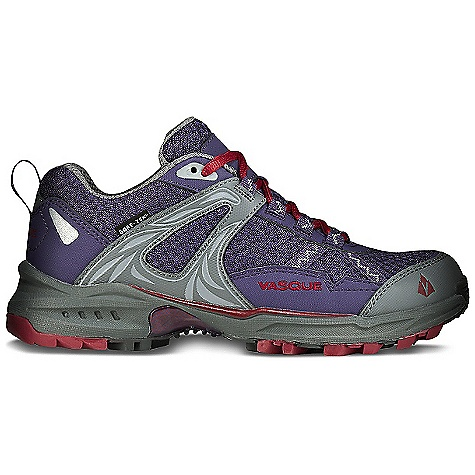 Free Shipping. Vasque Women's Velocity 2.0 GTX Shoe DECENT FEATURES of the Vasque Women's Velocity 2.0 GTX Reflective Trim, Gore-Tex with Extended Comfort Technology Weight: Women's 7: 12.3 oz / 349 g Last: Arc Tempo Upper: Synthetic Nubuck, Airmesh Footbed: Dual Density EVA Midsole: Neutral, Molded EVA, TPU Plate Outsole: Vasque Mako - $139.95