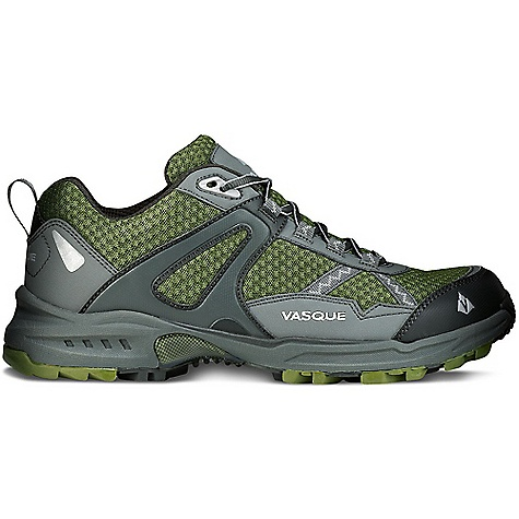 Camp and Hike Free Shipping. Vasque Men's Velocity 2.0 Shoe DECENT FEATURES of the Vasque Men's Velocity 2.0 Shoe Last: Arc Tempo Upper: Synthetic Nubuck, Airmesh Footbed: Dual Density EVA Midsole: Neutral, Molded EVA, TPU Plate Outsole: Vasque Mako Reflective Trim, Gore-Tex with Extended Comfort Technology Weight: Size: 9: 1 lb 11 oz / 772 g GTX Weight: Size: 9: 1 lb 14 oz / 850 g - $119.95