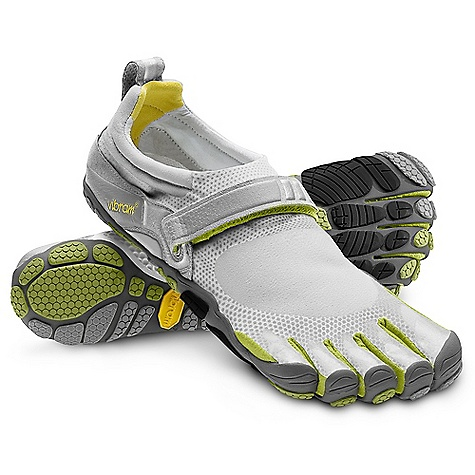 Fitness On Sale. Free Shipping. Vibram Five Fingers Men's Bikila DECENT FEATURES of the Vibram Five Fingers Men's Bikila Shoes First Five Fingers model designed specifically to promote a more natural, healthier and efficient forefoot strike Dri-Lex covered 3mm polyurethane insole is thickest under the ball of the foot 4mm anatomical pod outsole design offers more plating for underfoot protection Forefoot impact is distributed without compromising important ground feedback essential to a proper forefoot-strike running form Upper has a more athletic padded collar and topline, and a single hook-and-loop closure 3M reflective surfaces Tear-resistant TPU toe protection Machine washable. Air dry. The SPECS Sole: Anatomical Pods TC-1 Rubber Upper: Stretch Polyaminde with TPU toe caps for protection Footbed: 3mm Polyurethane with Dri-Lex Sockliner Weight: Men's size 42 - 6.0 oz. each, 12.0 oz./pair IDEAL USES Fitness Running This product can only be shipped within the United States. Please don't hate us. - $71.99