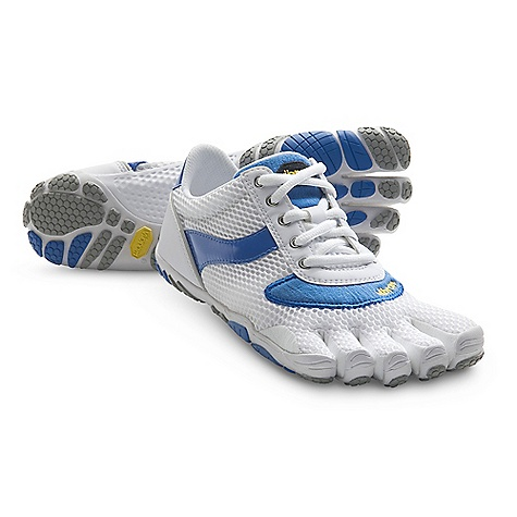 Fitness On Sale. Free Shipping. Vibram Five Fingers Women's Speed DECENT FEATURES of the Vibram Five Fingers Women's Speed Shoe Built on the popular Five Fingers Bikila platform Offers the look and feel of your favorite vintage running shoe with the comfort of Five Fingers most popular running product Designed for the casual wearer Accommodates a wide range of foot widths and instep heights thanks to the traditional lacing system Machine washable. Air dry away from heat source. The SPECS Sole Thickness: 4.0mm 2mm EVA Insole IDEAL USES After Sport Traveling This product can only be shipped within the United States. Please don't hate us. - $79.99