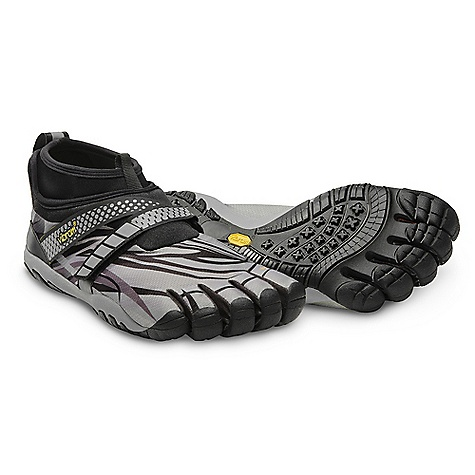 Fitness Free Shipping. Vibram Five Fingers Men's Lontra DECENT FEATURES of the Vibram Five Fingers Men's Lontra Uppers are multi-layer laminate with fully taped seams for water-resistance and warmth Micropile fleece linings add moisture wicking and insulation Reinforced hook-and-loop closures Neoprene heel cuffs with low gaiters keep out debris and snow Aegis microfibre footbeds reduce odor Midsoles are 4mm EVA Reflective strips for night-time visibility Outsoles are Vibram TC-1 Dura rubber for traction, durability and superior plating protection with 4mm lugs for secure grip. Machine washable. Air dry. The SPECS Upper: Laminated Stretch Mesh + Water Resistant Membrane Sole: Vibram TC-1 Dura + EVA Midsole Footbed: Micropile Fleece Weight: Men's size 43 - 6.75 oz. each, 13.5 oz.per pair IDEAL USES Running Trekking This product can only be shipped within the United States. Please don't hate us. - $149.95
