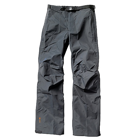 Free Shipping. Westcomb Men's Cruiser LT Pant DECENT FEATURES of the Westcomb Men's Cruiser LT Pant Adjustable waist system - Nylon belt ensures a snug comfortable fit with the low profile, easy-to-adjust nylon buckle. Additional 2-point snap tab closure resizes waist Drop seat - Side seam zippers unzip and drops back waist panel for easy access Velcro cuff closure - Keeps snow, wind, and rain from creeping in The SPECS 560 NST eVent (ePTFE) with DWR - Super durable water and windproof nylon fabric with industry leading breathability YKK PU zippers - Provide smooth operation with watertight performance. Reduces weight by eliminating the need for storm flaps 20 SPI - 20 stitches per inch exceed industry standards by at least 2x. This higher SPI allows for a lighter, yet stronger fabric seam giving a lifetime of wear and tear while reducing weight as additional topstitching isn't needed Micro Seam Taping - Creates the thinnest waterproof boundary while creating a more pliable seam without the added weight Laminated zippers, waist hem and wrist hem - Super durable fabric adhesive affixes these critical areas, creating waterproof, stitch-less, lightweight seams with weld-like durability and ultra clean aesthetics Articulated knees - Integrated strategic pocket areas allowing for unrestricted movement in any position Weight: 13 oz / 365 g - $249.95