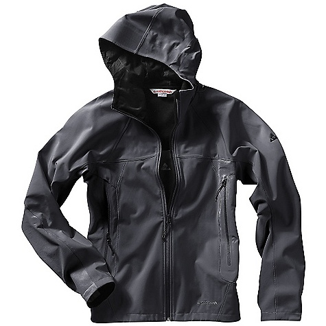 Entertainment Free Shipping. Westcomb Men's Specter LT Hoody DECENT FEATURES of the Westcomb Men's Specter LT Hoody Fixed Storm Hood - The 3-point adjustable hood is roomy enough to wear over a helmet, yet cinches comfortably down when worn without one. Bungee cord on each side of the hood and a third in back simply adjust with one-handed ease, keeping your other hand ready for the unexpected Adjustable waist system - Easy to adjust with one hand; just pull the cinch-cord within the hand pockets to lock out the elements. Press the one-handed release on the outside hem to loosen the jacket back up Internal media pocket - Easy to access pocket keeps your MP3 player, iPhone, or other valuables secure and dry High collar with Velour lined chin-guard - Provides comfort and protection from the elements for your neck and face Velcro cuff closure - Keeps wind and rain from creeping in right at the wrists The SPECS 280 NR eVent (ePTFE) with DWR - A lightweight, durable, water and wind proof fabric with industry leading breathability. Westcomb's lightest eVent fabric 560 NST eVent (ePTFE) with DWR - Super durable water and windproof nylon fabric with industry leading breathability YKK PU zippers - Provide smooth operation with watertight performance. Reduces weight by eliminating the need for storm flaps 20 SPI - 20 stitches per inch exceed industry standards by at least 2x. This higher SPI allows for a lighter, yet stronger fabric seam giving a lifetime of wear and tear while reducing weight as additional topstitching isn't needed Micro Seam Taping - Creates the thinnest waterproof boundary while creating a more pliable seam without the added weight Laminated zippers, waist hem and wrist hem - Super durable fabric adhesive affixes these critical areas, creating waterproof, stitch-less, lightweight seams with weld-like durability and ultra clean aesthetics Articulated sleeves - Integrated strategic pocket areas allowing for unrestricted movement in any position Weight: 11 oz / 314 g - $299.95