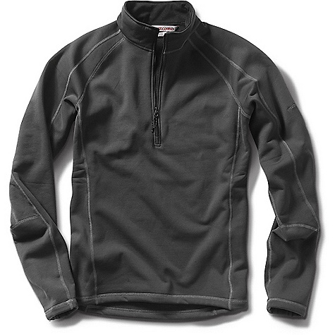 On Sale. Free Shipping. Westcomb Men's Sphere Top DECENT FEATURES of the Westcomb Men's Sphere Top Velour lined collar 4 Way Stretch Front Zipper Flatlock construction Trim Fit The SPECS Weight: 5.46 oz / 156 g Material: Polartec(R) PowerStretch - $65.99