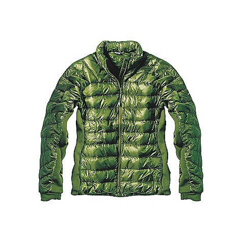 Free Shipping. Westcomb Men's Cayoosh LT Sweater DECENT FEATURES of the Westcomb Men's Cayoosh LT Sweater Adjustable Waist System - Easy to adjust with one hand; just pull the cinch-cord within the hand pockets to lock out the elements. Press the one-handed release on the outside hem to loosen the jacket back up 2 Hand Pockets - Velour lined hand warmer pockets that shut out the frigid cold CF zip with Wind Guard - Full zip ease with wind-guard to shut out wind and rain for added comfort The SPECS Pertex Quantum - Lightest fabric in the Pertex family with the best strength to weight ratio. Luxurious hand and soft as silk finish is a result of a patented woven process and selection of the finest yarns available Polartec WindPro - Polartec WindPro fabrics are extremely breathable yet provides4x more wind protection than traditional fleece. This is the new in.super fleecein. that spans an incredibly wide range of conditions; performs both as outerwear and insulation; and offers exceptional durability and comfort Hutterite Down - Exclusive hypoallergenic pure Hutterite Goose down is the standard for loft, warmth and durability. Each ounce of the Hutterite is made up of mature down consisting of millions of heat-trapping filaments. The soft down plumes interlock to create an even layer of insulated protection between you and the frigid outdoors. No clumping. No flat spots. Just long lasting comfort. In warmth, Hutterite down has no equal. Meets European Class I standards for down content 12 SPI Construction - 12 stitches per inch single needle construction allows for maximum seam integrity without compromising downproofness Laminated YKK zippers - Super durable fabric adhesive affixes the zippers creating stitch-less, lightweight seams with weld-like durability and ultra clean aesthetics Weight: 11 oz / 300 g - $259.95