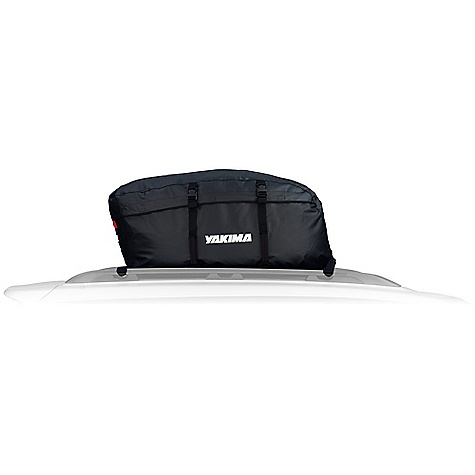 On Sale. Free Shipping. Yakima Get Out Pro - PVC Free DECENT FEATURES of the Yakima Get Out Pro - PVC Free PVC-FREE - part of the Yakima Planet Payback initiative Weather-resistant sealed seams Oversized pull tabs for easy zipping Cross-padded base provides superior protection for the top of your car Loop strap tabs to keep straps bundled during travel Fits round, square and most factory crossbars, as well as naked roofs with included straps New strap hooks include bottle openers Weather-resistant sealed seams Oversized pull tabs with lockable zippers (locks not included) Cross-padded base provides superior protection for the top of your car Loop strap tabs to keep straps bundled during travel Fits round, square and most factory crossbars, as well as naked roofs with included straps New strap hooks include bottle openers The SPECS Weight: 8.20 lbs Dimension: 41in. x 30in. x 18in. Capacity: 13 cubic feet Design Load 150 lbs  var dealerId=16; var newWindow=in.falsein.; var docHead = document.getElementsByTagName('head')[0];  var yakima_config = document.createElement('script'); window.onload=function(){  yakima_config.type = 'text/javascript';   yakima_config.src = 'http://yakima.com/dealers/yakima_configurator.js';   docHead.appendChild(yakima_config); }; OVERSIZE ITEM: We cannot ship this product by any expedited shipping method (3-Day, 2-Day or Next Day). Even if you pick that option, it will still go Ground Shipping. Sorry for being so mean. This product can only be shipped within the United States. Please don't hate us. - $134.10