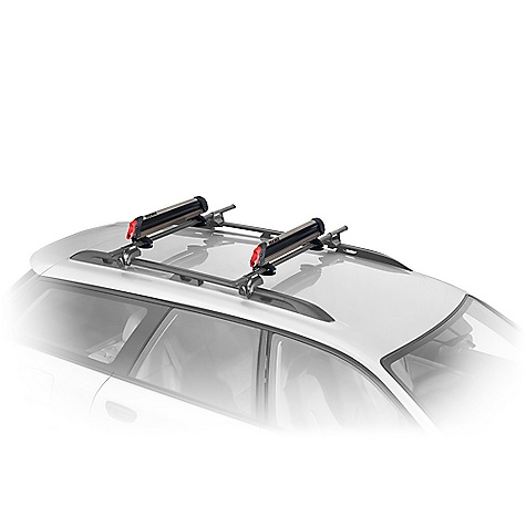 Ski The Big PowderHound Ski and SnowBoard Rack by Yakima Features the classic PowderHound design with the addition of new universal mounting hardwAre and a sleek new look. This Yakima roof rack can hold up to 6 pairs of skis or 4 SnowBoards, and is compatible with a vehicles original equipment rack. Features of the Yakima Big PowderHound w/ Locks Universal hardwAre Fits rack systems with Yakima round, squAre, factory and aerodynamic crossbars PowderHound holds up to 4 pairs of skis or 2 SnowBoards, Big PowderHounds holds up to 6 pairs of skis or 4 SnowBoards SKS Locks included; locks rack and skis/Boards One-button access means you can load/unload while wearing gloves Big Powder Hound rooftop Snow mounts hold up to 6 pairs of skis or 4 SnowBoards - $169.00